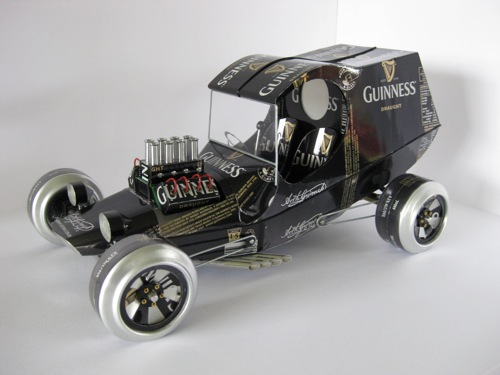 Guiness Hot Rod