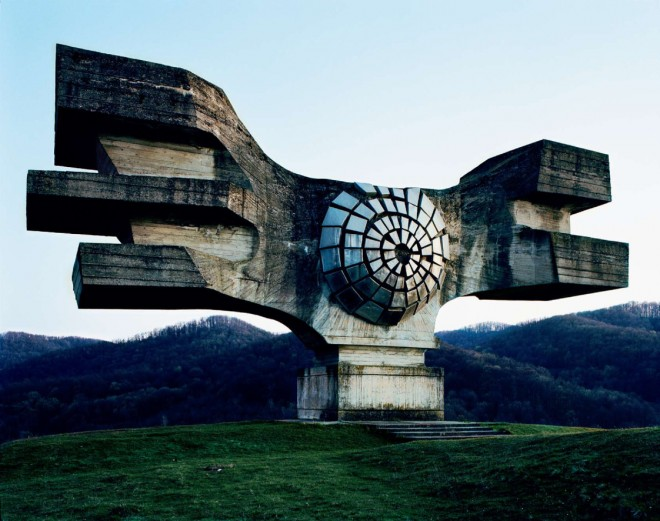 Spomeniks, Yugoslav world war 2 monuments