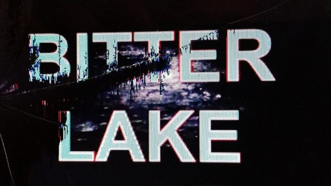 Bitter Lake by Adam Curtis