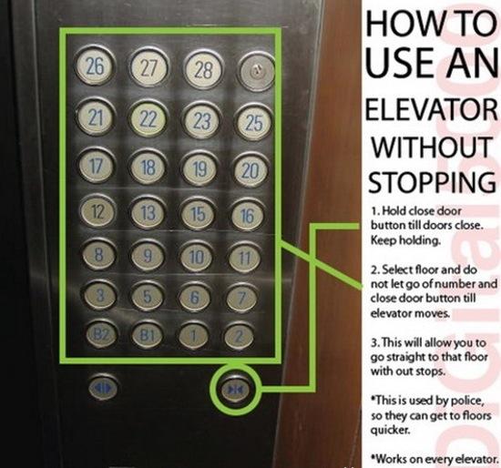 Elevator hack