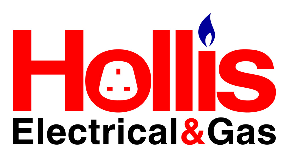 Hollis Electrical and Gas Logo