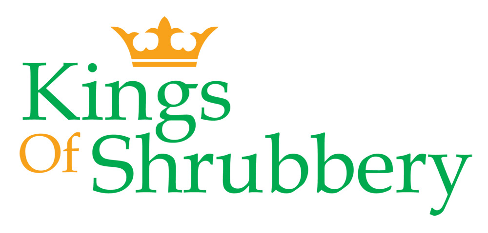 Kings of Shrubbery Logo