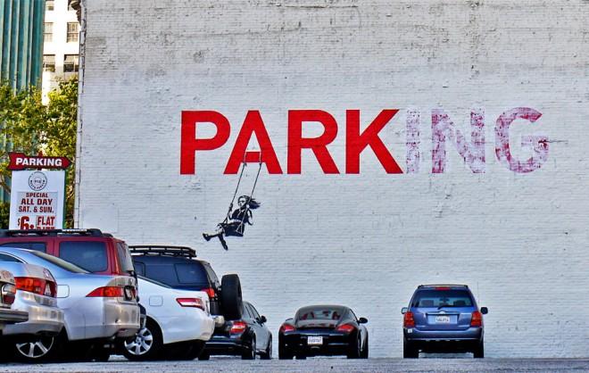 Banksy park