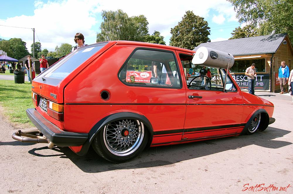 Low VW Golf MK1