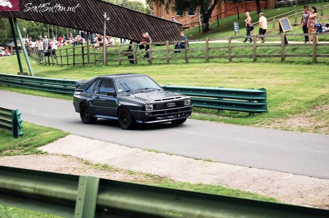 1050 bhp SWB Audi quatro