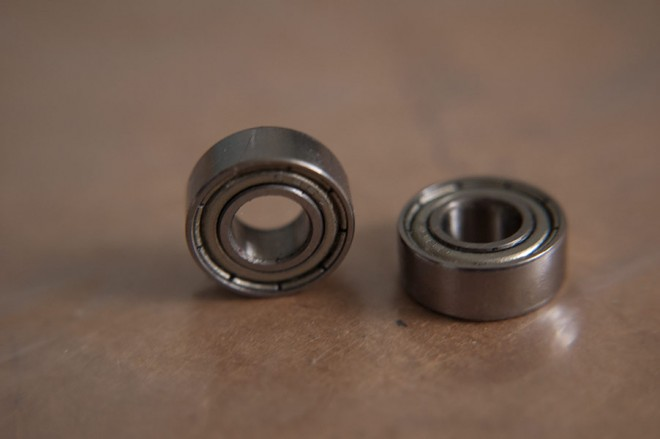 Ritchey spd pedal bearings-686z 6mm - 13mm - 5mm