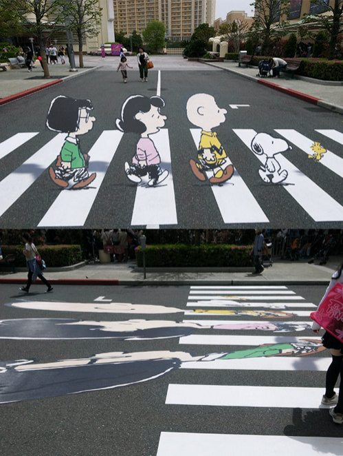Snoopy Crossing