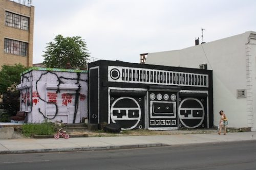 Stereo House